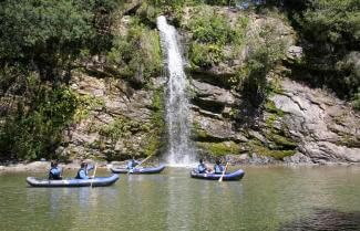 New Zealand Family Adventure Pelorus Adventure Kayaking
