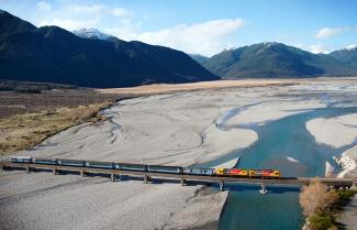 TranzAlpine Hiking Tour