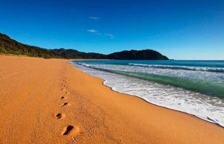 Remote Abel Tasman National Park