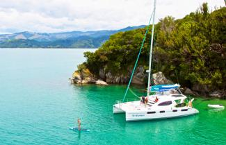 Clear Waters of the Abel Tasman