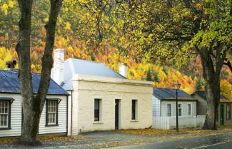 Goldmine Town Arrowtown