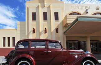 Napier, Art Deco Capital of the World on a New Zealand self drive adventure