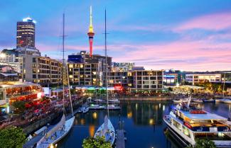 Auckland Viaduct Harbour