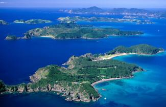 Exclusive tour of the Bay of Islands New Zealand