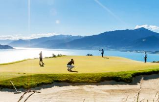 Golf Jacks Point Queenstown