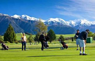 Golf Kaikoura