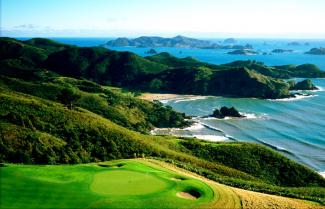 Golf Kauri Cliffs