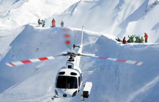Queenstown Heli Skiing