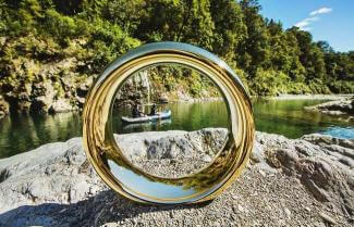 Pelorus River Hobbit Barrel Run Kayak