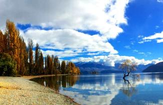 Stunning scenery on New Zealand's South Island