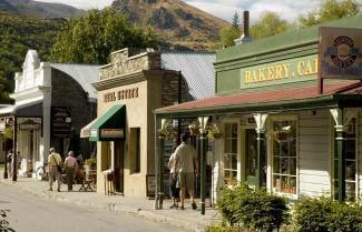Gold Mining Arrowtown