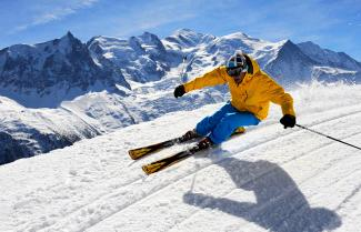 South Island New Zealand Ski Tour