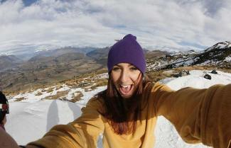 Winter fun on a New Zealand ski tour