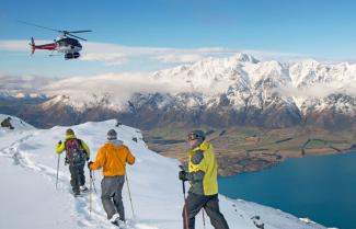 South Island Winter Adventure Circuit