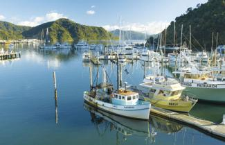picton Gateway to Marlborough Sounds