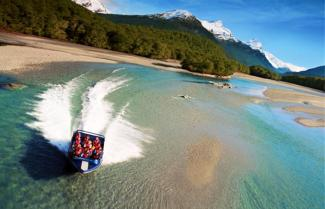 Jetboating Queenstown