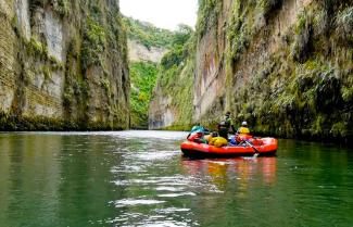 Rangitikei River Rafting
