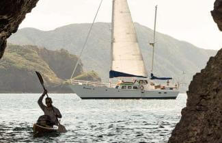 Sailing Adventure in Northlands Bay of Islands.