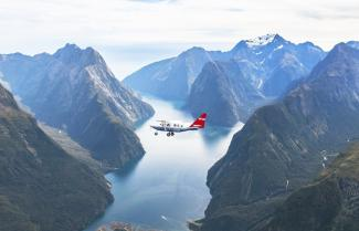 Fiordland Flight