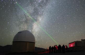 Stargazing tour Lake Tekapo.