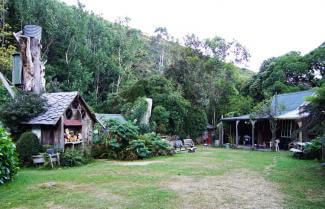Stony Bay Hut
