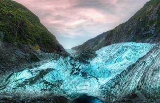 Glacier Country New Zealand