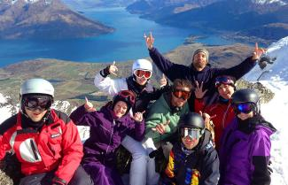 Queenstown ski adventure