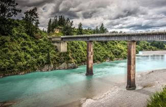 Waimakariri Gorge Bridge