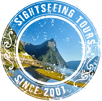 Sightseeing Tours New Zealand