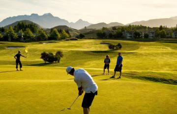 Millbrook Golf Club Arrowtown