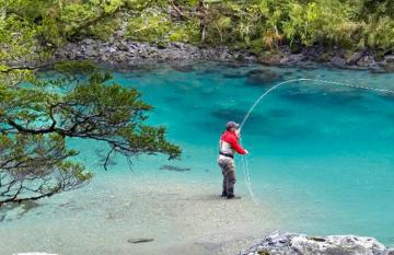 South Island Fly Fishing