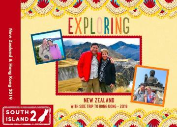 The Danielczyk's South Island Holiday - Pictorial