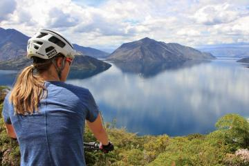 Mountain Biking from Wanaka