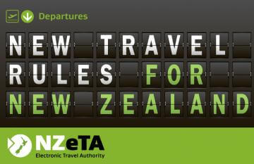 Important New Travel Rules for New Zealand