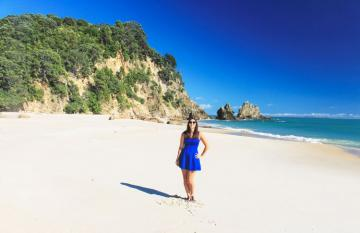 Jessica's North Island Adventure