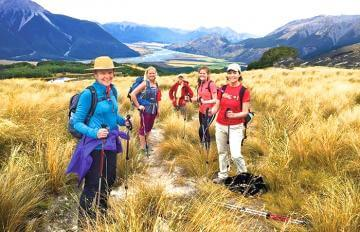 Private Day Hikes Tour - The South Island