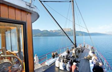 Lake Wakatipu TSS Earnslaw Cruise