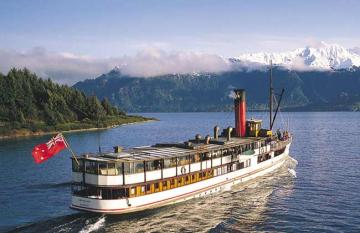 Historic Steamboat Cruise