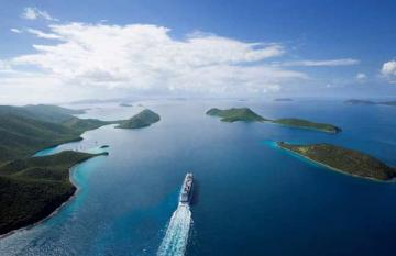 New Zealand Luxury Cruise