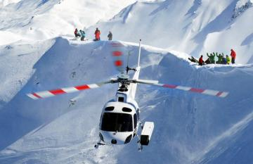 Heli Ski Tour South Island New Zealand