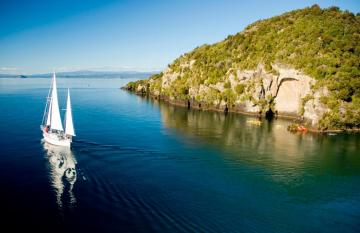 Lake Taupo Cruise