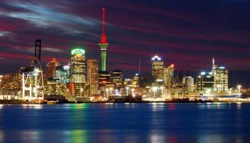 Accolades for the 'Big Little City' - Auckland