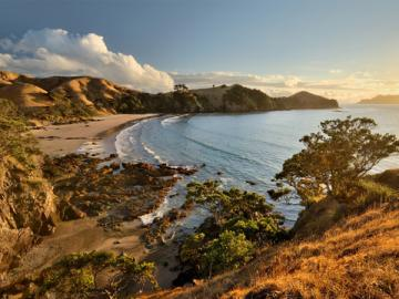 A World of its Own - Great Barrier Island
