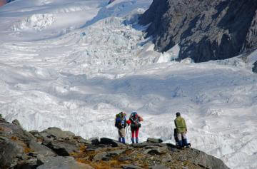 Chancellor Dome Overnight Hike – Fox Glacier