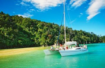 Riding the Breeze in New Zealands top Sailing Destinations