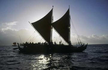 "Epic ""Waka"" Journey, retraces Maori History across the Pacific"