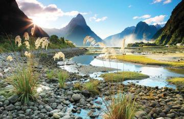 Great Walks in New Zealand