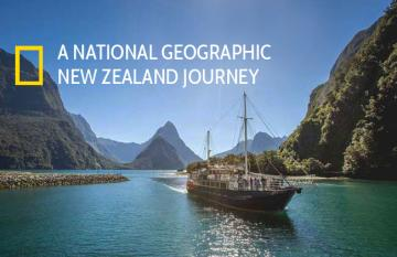 Nat Geo Tour New Zealand