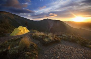 Wilderness Camping in New Zealand