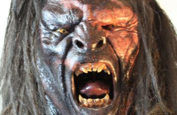 Weta Workshop Orc Model